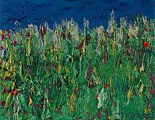 Mediterranean Wetland by Jonathan Herbert (Oil Painting)