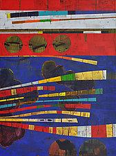 Wavelength I by Chin Yuen (Acrylic Painting & Giclee Prints)
