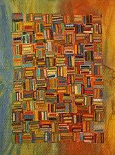 Jetsam by Janet Steadman (Fiber Wall Art)