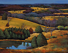 Ozark Afternoon by Johnathan  Harris (Giclee Print)