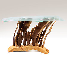 Sea Weed Table by Aaron Laux (Wood Coffee Table)