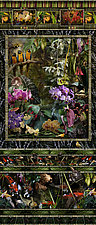 Conservatory Specimen Panel by Lisa A. Frank (Color Photograph)