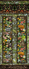 Kingdom of Fungi Specimen Panel by Lisa A. Frank (Color Photograph)
