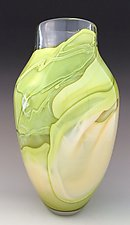 Earth Vase by Eben Horton (Art Glass Vase)
