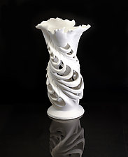 Cours Florent by Monica Wakefield (Ceramic Sculpture)
