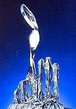 Carpe Diem Achiever by Boris Kramer (Metal Sculpture)