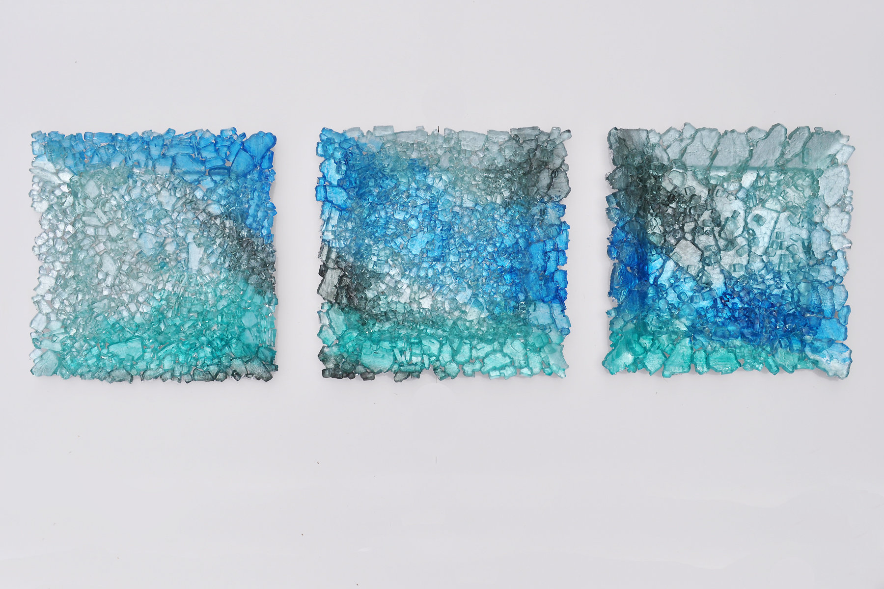 Glass wall art for Large glass wall