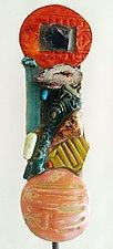Spirit by Cathy Gerson (Ceramic Sculpture)
