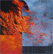Kinetic by Nancy Eckels (Acrylic Painting)
