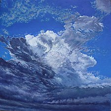 Little Cloud IV by Vincent Hron (Oil Painting)
