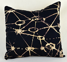 Constellation by Ayn Hanna (Cotton & Linen Pillow)