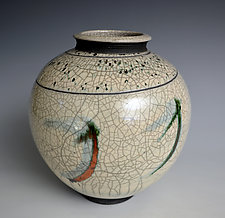 Flight by Tom Neugebauer (Ceramic Vase)