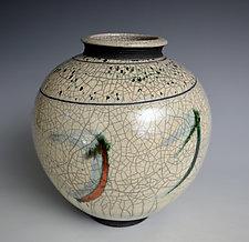 Flight by Tom Neugebauer (Ceramic Vase)