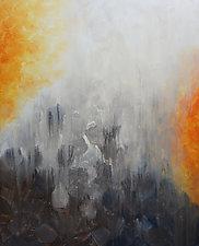 Vent by Marlene Sanaye Yamada (Acrylic Painting)