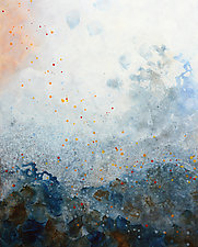 Sun Shower by Marlene Sanaye Yamada (Acrylic Painting)