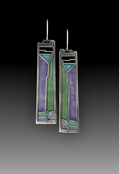 Sorrento Earrings No. 457