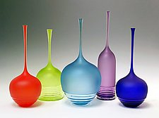 Ripple Series by David Royce (Art Glass Vessel)