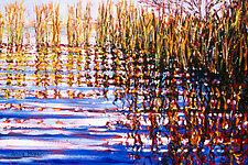 Water Weave by Caroline Jasper (Giclee Print)