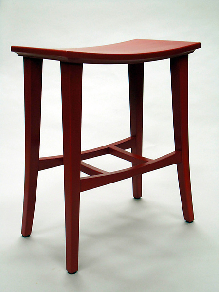 Bright Red Stool