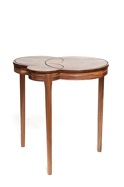 Crop Circles End Table