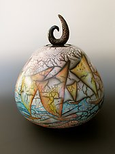Wayfaring by Kate & Will  Jacobson (Ceramic Vessel)