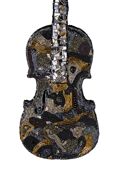 Metallic Violin