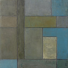 Sand Dollar by Stephen Cimini (Oil Painting)