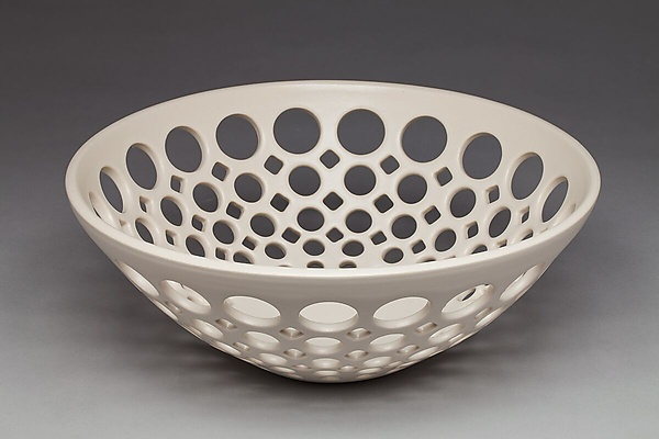 Pierced Fruit Bowl