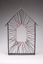 Missing Home by Ken Girardini and Julie Girardini (Metal Wall Sculpture)