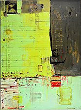 Checklist by Barbara Gilhooly (Acrylic Painting)