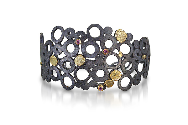 Deconstructed Deco Cuff
