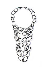 Victoria Necklace by Megan Auman (Silver Necklace)