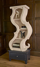 Venus Cabinet by Vincent Leman (Wood Cabinet)