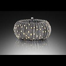 Flow Bracelet by Lisa D'Agostino (Gold & Silver Bracelet)
