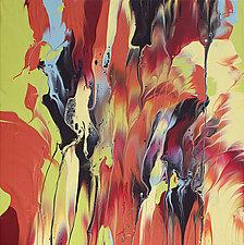 Rooted by Cassandra Tondro (Acrylic Painting)
