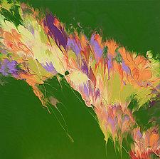 Lift Off by Cassandra Tondro (Acrylic Painting)