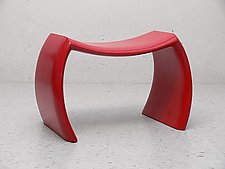 Idea Bench by Craig Siebeneck (Wood Bench)