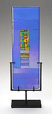 Windows by Lynn Latimer (Art Glass Sculpture)