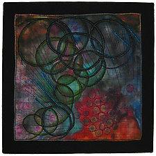 Elements #10 by Michele Hardy (Fiber Wall Art)