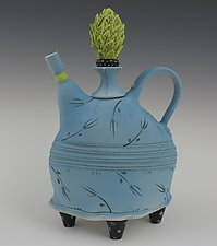 Away by Laura Peery (Ceramic Teapot)