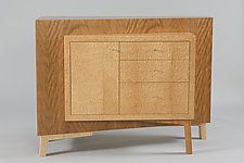 Intersections Table by Todd Leback (Wood Cabinet)