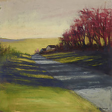 Road to Kinvara by David Skinner (Giclee Print)