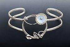 Blossom Series Cuff by Marilee Nielsen (Enameled Bracelet)