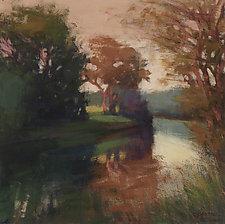 Riverside Reflection by David Skinner (Giclee Print)
