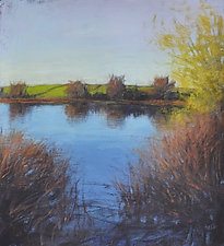 Quiet Reflection by David Skinner (Giclee Print)