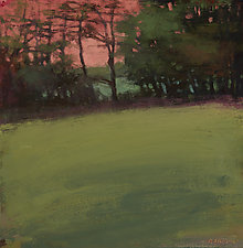 Pink Sky by David Skinner (Giclee Print)