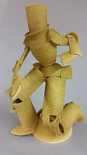 Flight by Michael Torre (Ceramic Sculpture)
