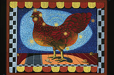 The Perfect Chicken by Paul Bennett (Giclee Print)