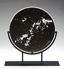 Beginnings by Denise Bohart Brown (Art Glass Sculpture)