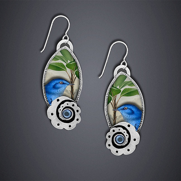 Audubon Earrings